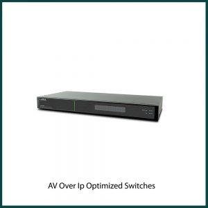 AV Over IP Optımızed Swıtch