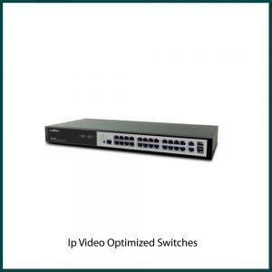 IP Vıdeo Optımızed Swıtch